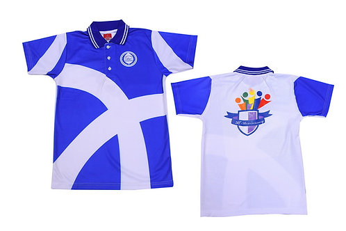 ID: ST2001 (Sports Collar Tshirt)