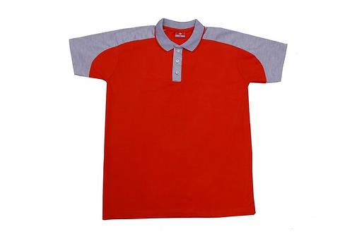 ID: ST2002 (Sports Collar Tshirt)