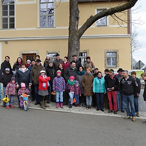 Osterspaziergang 2016
