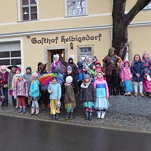 Kinderfasching 2019