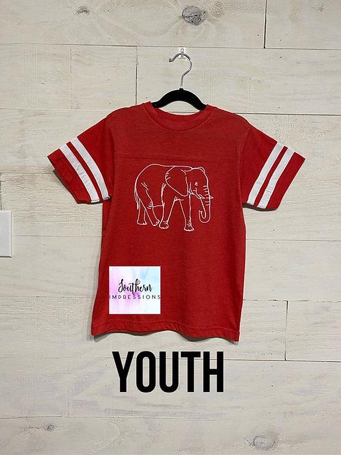 Sketch Elephant-Youth
