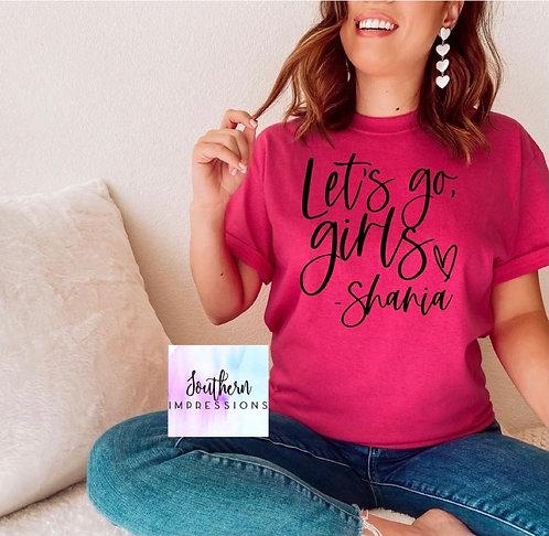 Let's Go Girls