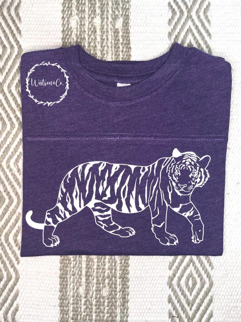 Sketch Tiger-Youth