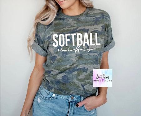 Softball Vibes