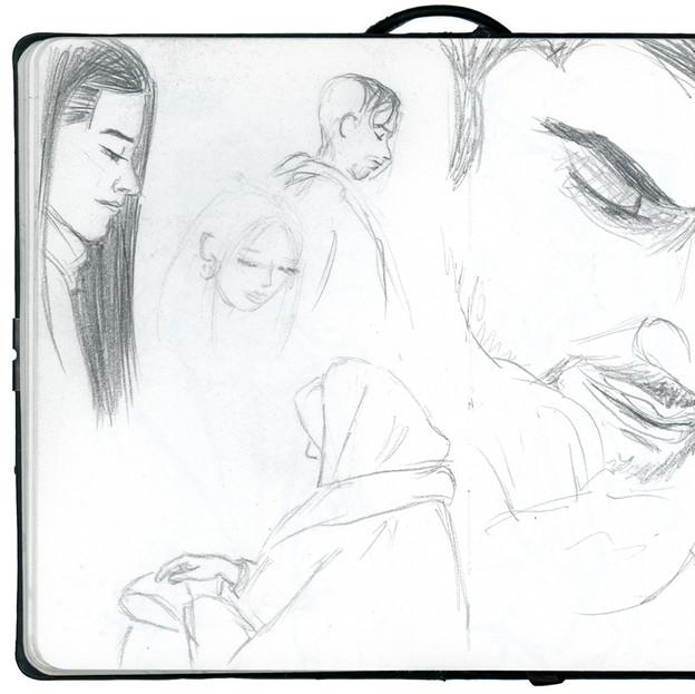 Tube Sketches 5