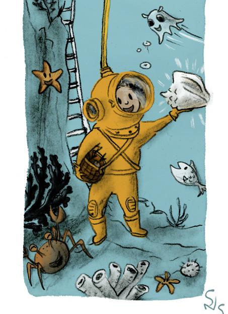 Underwater Annie