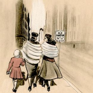 1950's New York Study 1
