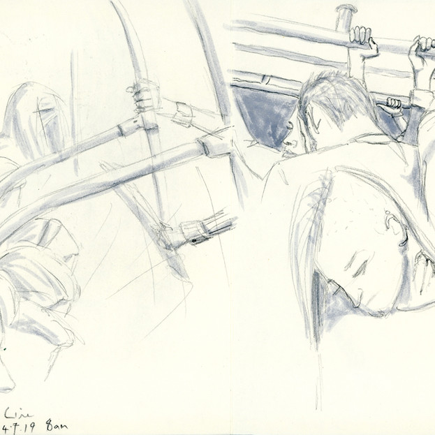 Tube Sketches 7