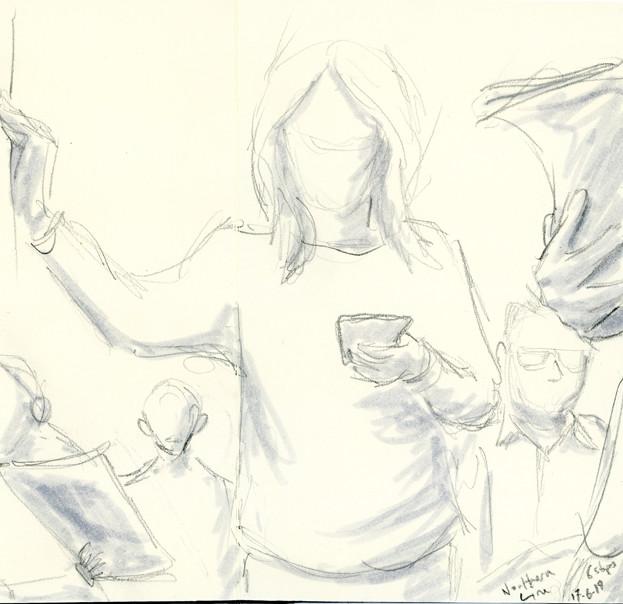 Tube Sketches 3