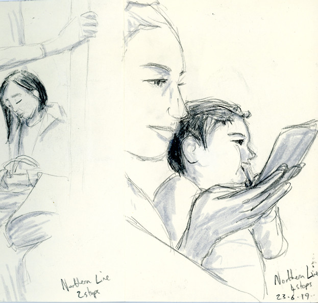 Tube Sketches 9