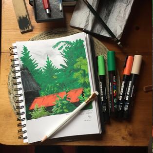 Suffolk Sketches