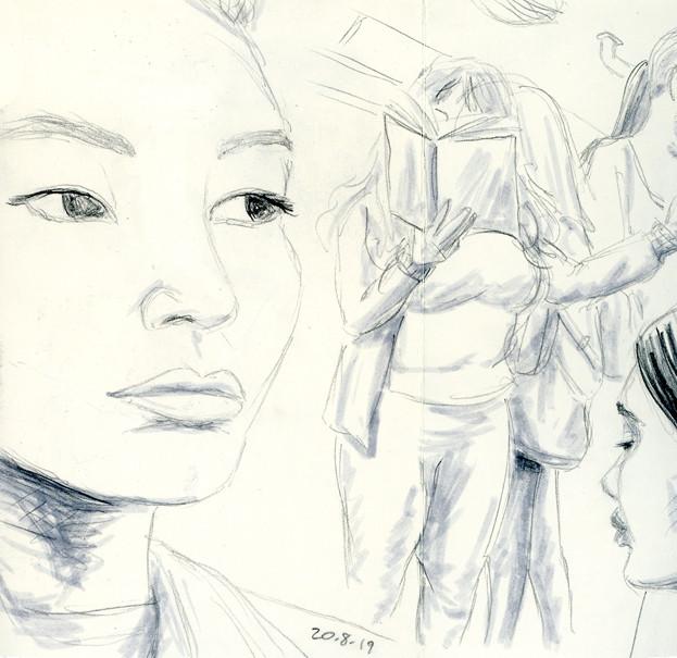Tube Sketches 2
