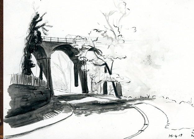 Finchley Viaduct