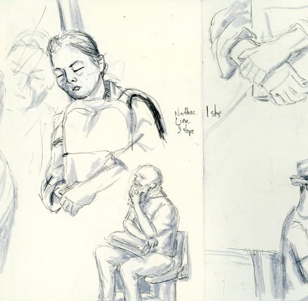 Tube Sketches 6