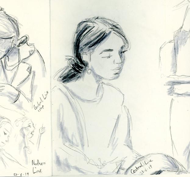 Tube Sketches 4