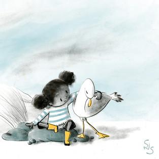Annie & Gully