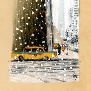 1950's New York Study 2