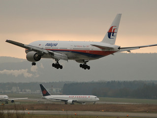 July 2014 - MALAYSIA AIRLINES' CRASH IN THE UKRAINE