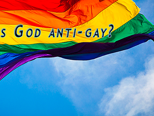 Is God anti- gay