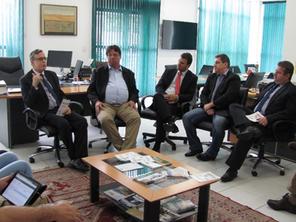 ASBAN recebe representantes da Segurança Pública de Goiás