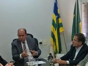 ASBAN em conjunto com entidades empresariais estiveram em visita ao Cel Edson Queiroz