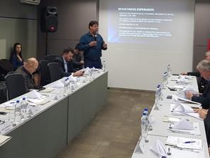 Palestra em Porto Alegre sobre o ISS - Imposto Sobre Serviços e o Sistema CIIM