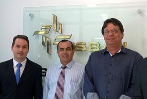 Superintendente do Banco do Brasil visita ASBAN