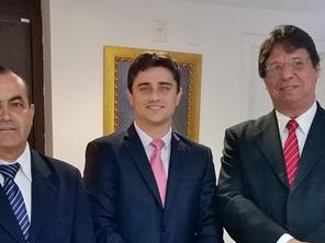 ASBAN reuniu-se com o Deputado Estadual Diego Sorgatto