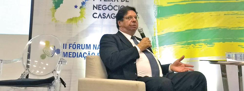 Mário Queiroz falou sobre a responsabilidade civil das instituições financeiras nos danos ambientais