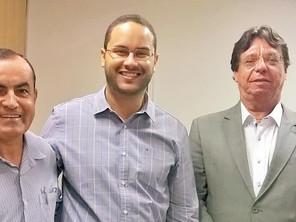 ASBAN foi recebida em audiência pelo novo Secretário Municipal de Administração
