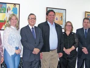 Representantes dos Bancos e da Segurança Pública de Goiás discutem parcerias