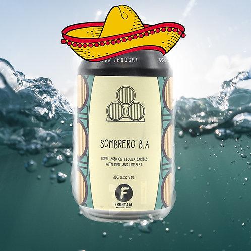 Frontaal: Sombrero B.A.