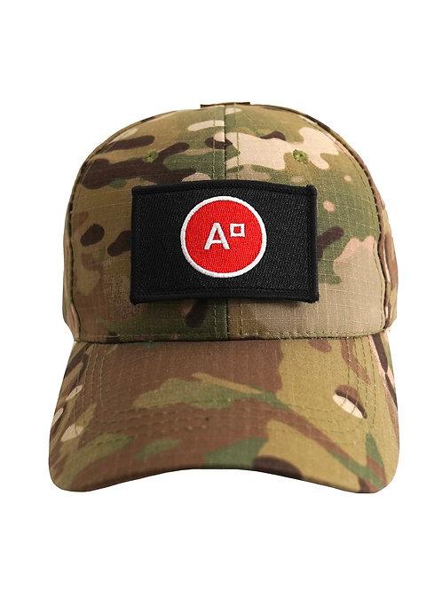 CAP PATCHS GREEN CAMO