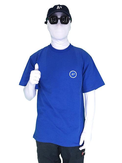 T-SHIRT LOGO ROYAL BLUE