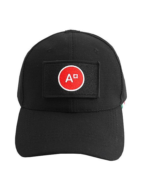 CAP PATCHS BLACK