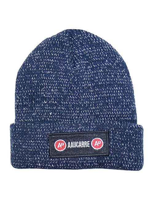 BEANIE REFLECTIVE NAVY BLUE