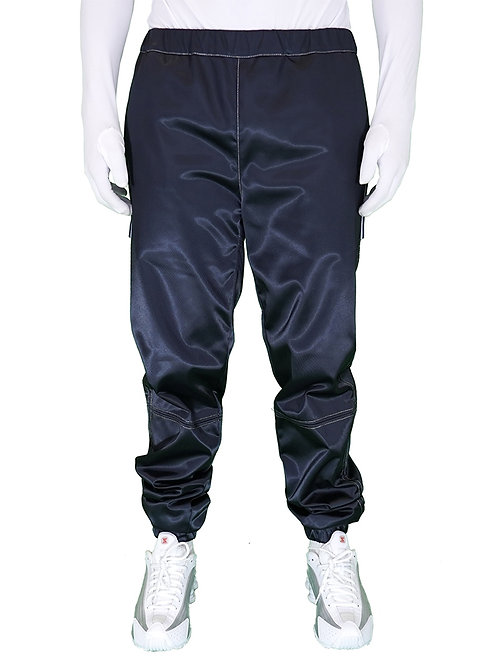 PANTS TRACK NAVY BLUE