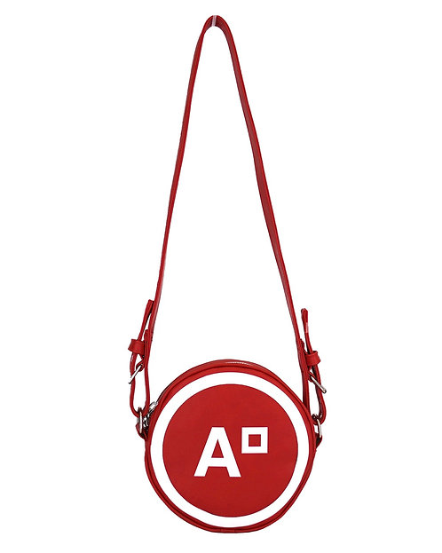 "BAG ""LOGO RED"""