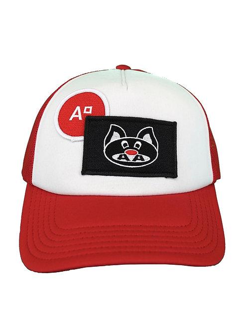 """CAP """"TRUCKER RED"""""""