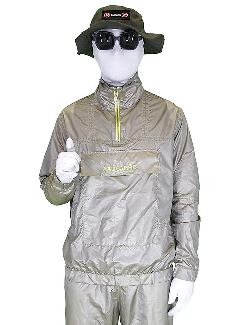 JACKET TRACK SILVER