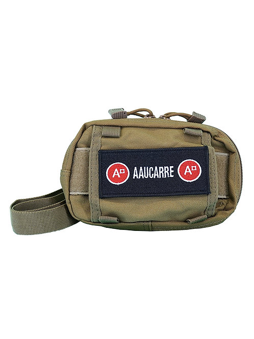 WAIST BAG BROWN