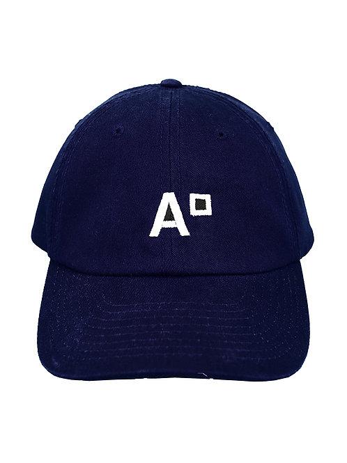 CAP LOGO NAVY BLUE