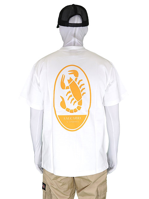 T-SHIRT AUTOMOBILI WHITE