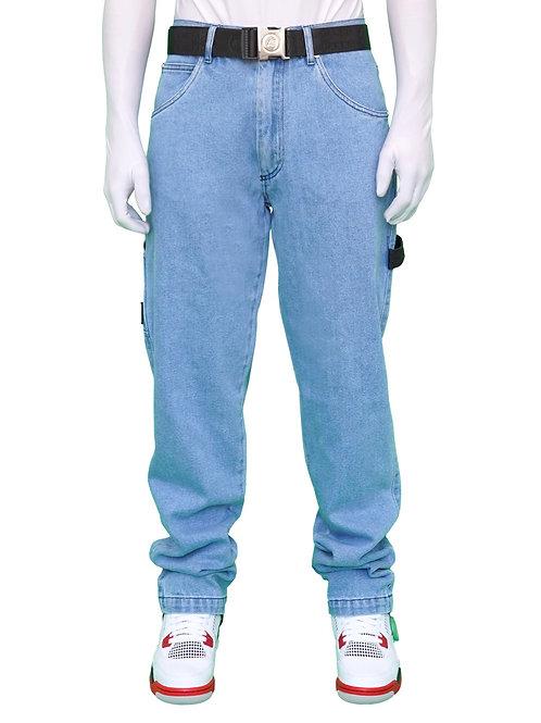 PANTS HAPPY JEANS BLUE