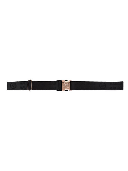 "BELT ""LOGO BLACK"""