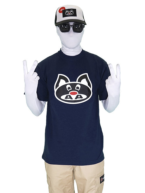 T-SHIRT PIWI NAVY BLUE