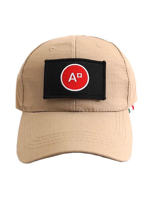 CAP PATCHS BEIGE