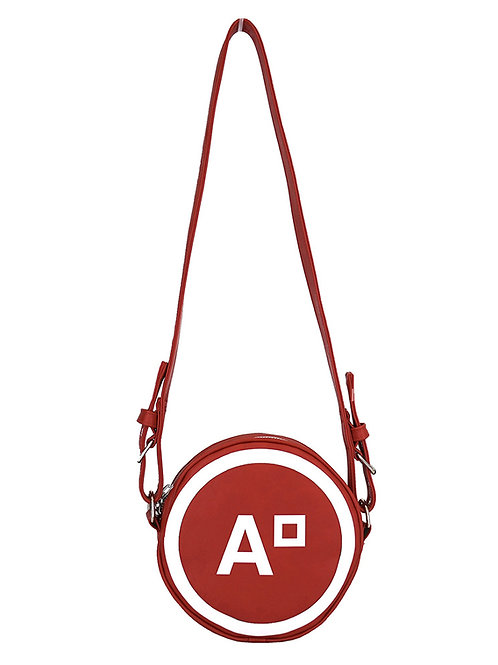 BAG LOGO RED