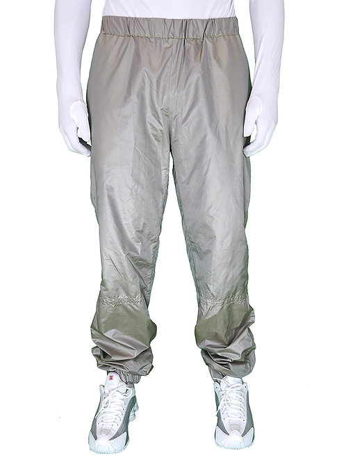 PANTS TRACK SILVER