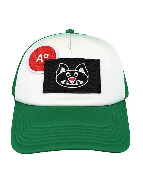 "CAP ""TRUCKER GREEN"""